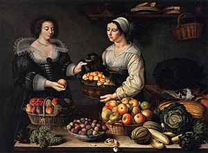 The Fruit and Vegetable Costermonger, by Louis...