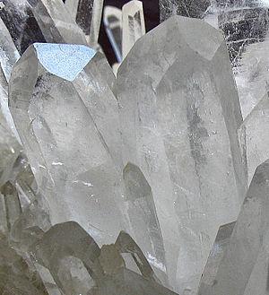 ًQuartz Crystals.