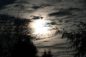 Verry dark sun