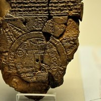Babylonian Map of the World Tablet