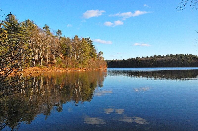 File:Walden Pond, 2010.jpg