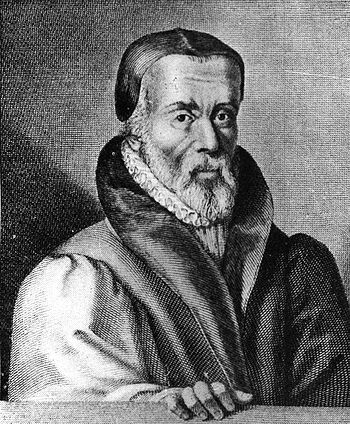 English: William Tyndale, Protestant reformer ...
