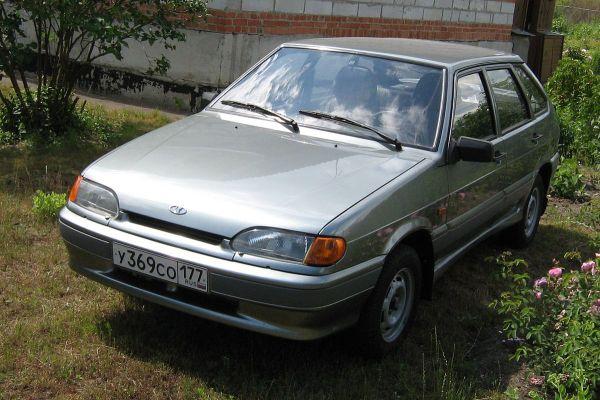 ВАЗ-2114 — Википедия