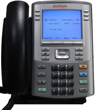 VoIP phone systems use the internet to send audio signals.