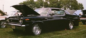 American Motors Corporation (AMC) 1970 Rebel t...