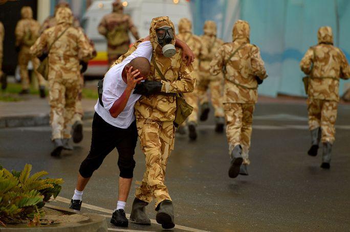 Allies train in Qatar to thwart terrorism 130430-F-CJ989-002
