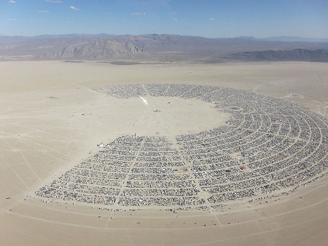 Burning Man / Black Rock City