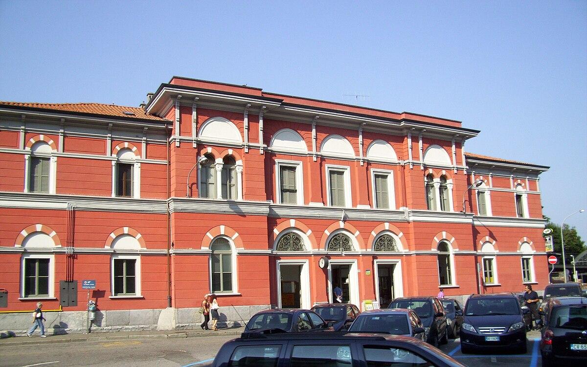 Como Nord Lago Railway Station Wikipedia