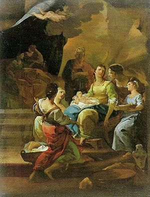The Nativity of St. John the Baptist