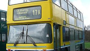 English: Former :en:Dublin Bus RH139. The phot...