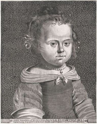 File:Engraving of Liselotte of the Palatinate as an infant after Vaillant.jpg