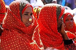 Eritrean women