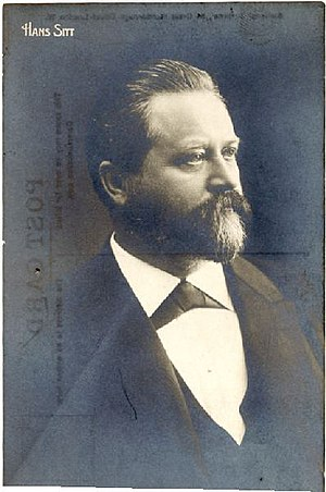 Hans Sitt.