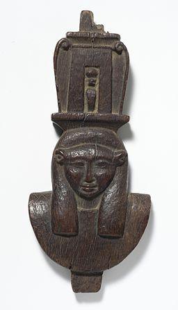 Head of Hathor LACMA 50.4.9