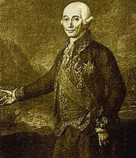 John Acton, 6. baronet Acton