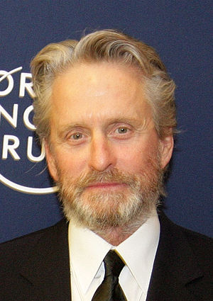 English: Michael Douglas