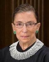 English: Ruth Bader Ginsburg, Associate Justic...