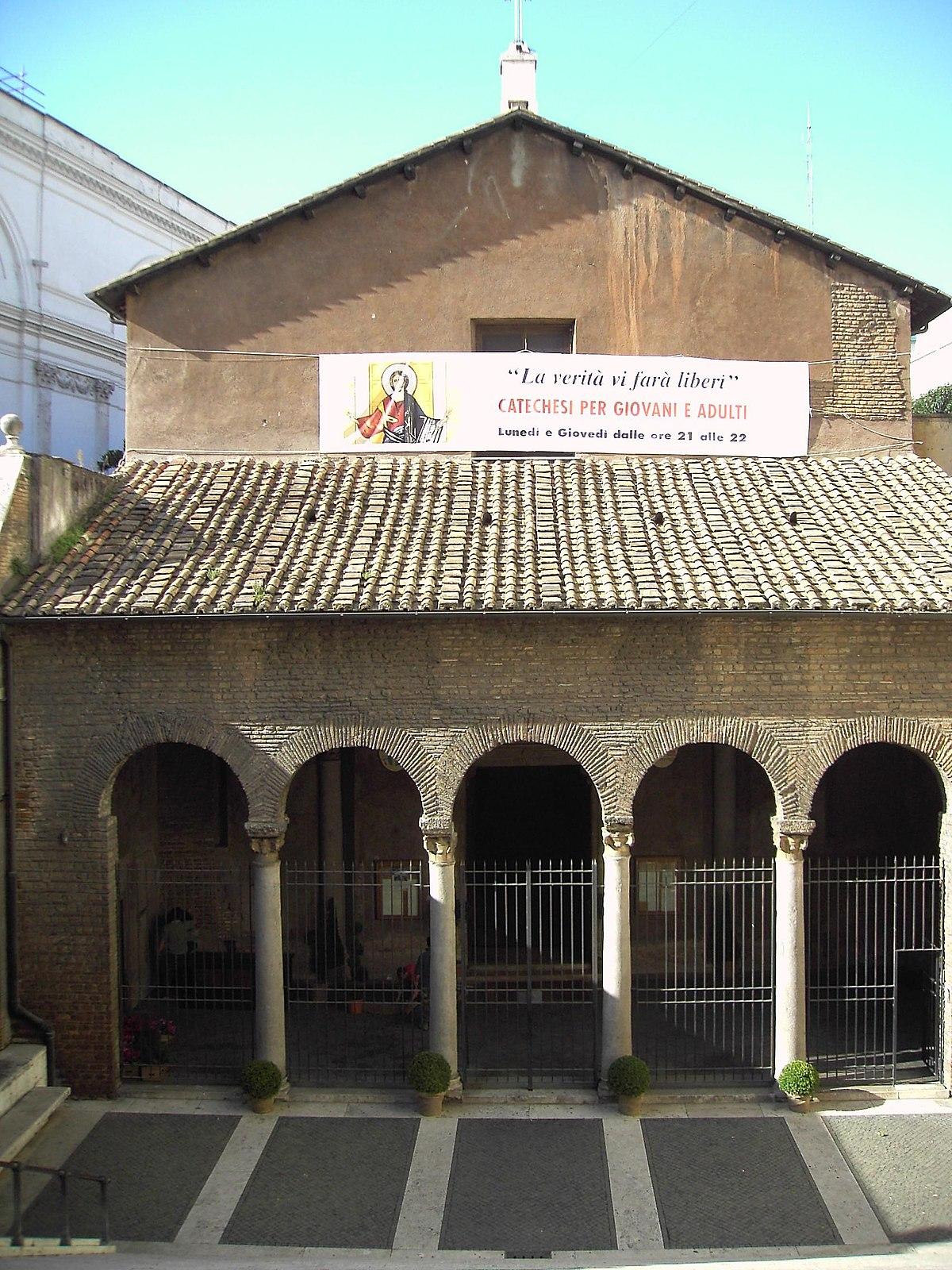 San Vitale Rome Wikipedia