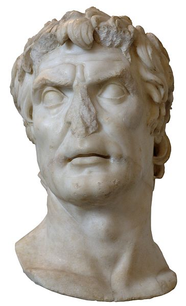 Busto di Lucio Cornelio Silla.