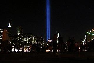 WTC memorial lights wikipedia