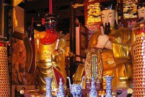 Ицзин и жизнь в гармонии- Даоский храмовый алтарь