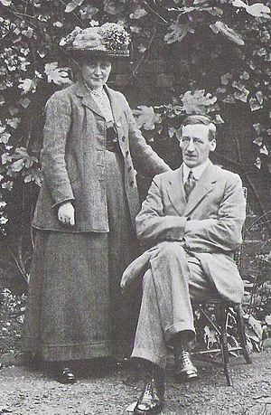 Beatrix Potter and her husband William Heelis ...