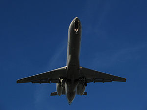 Continental Embraer 135, airplane produced in ...
