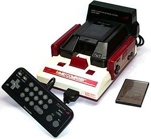 English: Famicom Network System 日本語: ファミコン本体にネ...