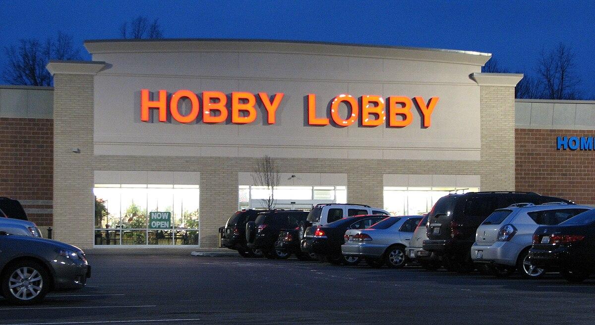 Hobby Lobby - Wikipedia on Hobby Lobby id=57550