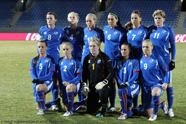 Iceland women's national football team - Simple English ...
