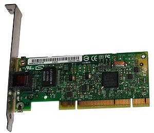 English: Intel Pro/1000 GT Gigabit Ethernet PC...
