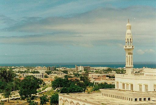 Isbaheysiga Mosque in Mogadishu (2)