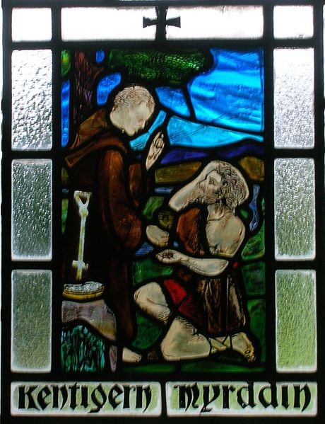 File:Merlin and St Kentigern, Stobo Kirk.JPG