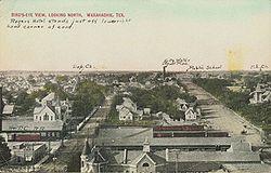 Waxahachie Texas Wikipedia