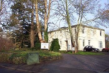 English: St Annes Nursing Home