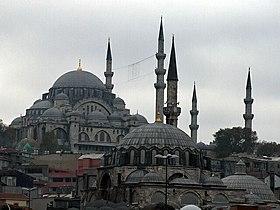 Suleymaniye Mosques.JPG