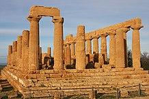 Tempio di Era ad Agrigento
