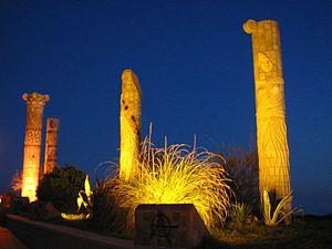 monumento a las culturas del Mediterráneo