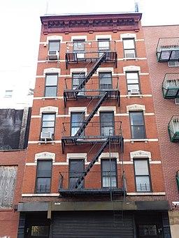 56 Ludlow Street, Lower East Side, Manhattan