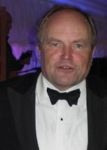 Clive Anderson at Selwyn May Ball -21June2008