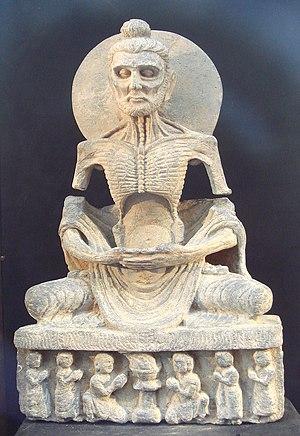 Fasting Buddha
