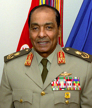 Field Marshal Mohamed Hussein Tantawi Soliman ...