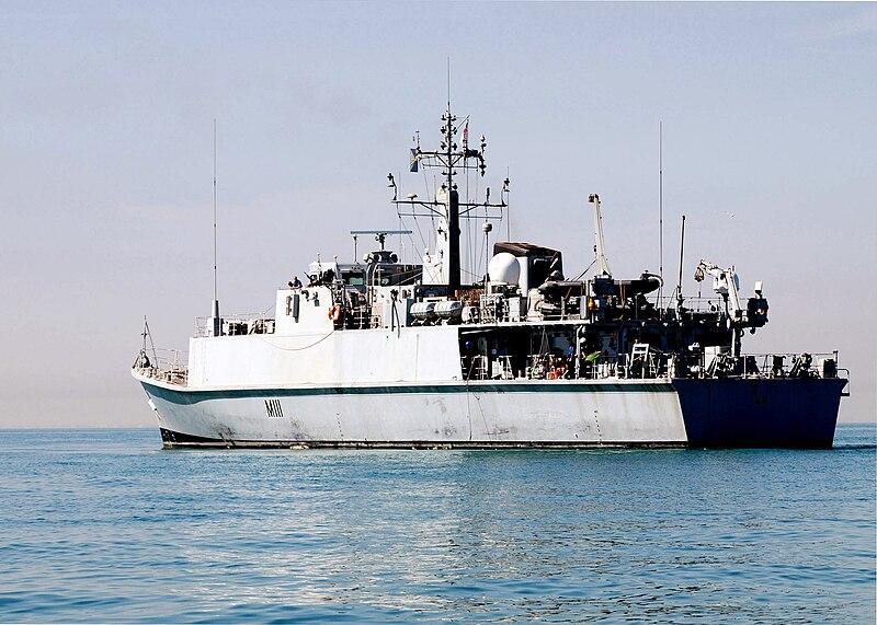 HMS Blyth armada rouen