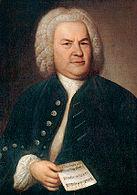 J.S. Bach está considerado la cumbre de la música barroca. Autor de la Pasión según San Mateo y El clave bien temperado.