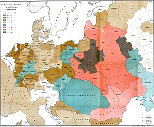The Jews in Central Europe (1881)