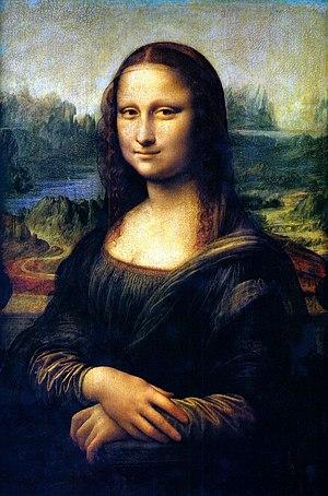 The Mona Lisa (or La Joconde, La Gioconda).