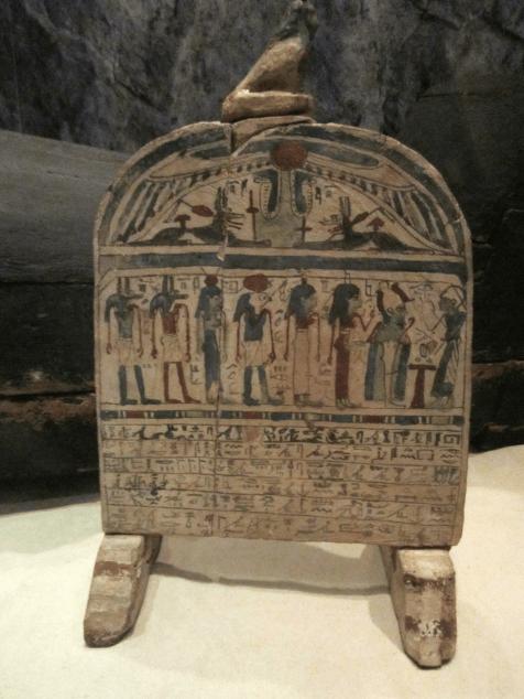 Nesshutefnut stela, World Museum Liverpool