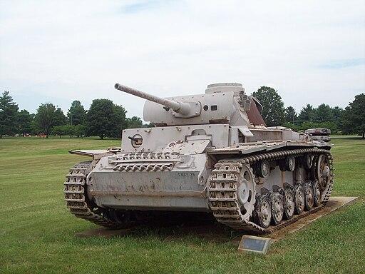 Panzerkampfwagen III (2)