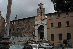 Ss. Cosmas of Damian, Roma