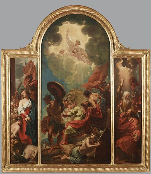File:The Conversion of St. Paul by Benjamin West.jpg